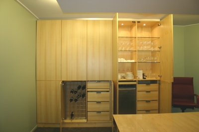 Hyne boardroom
