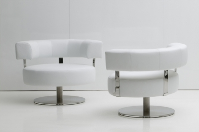 Antero swivel armchair