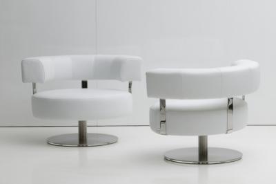 Antero swivel armchair