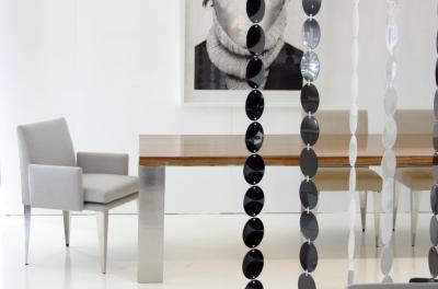 Pietari dining table with Sebastian chair