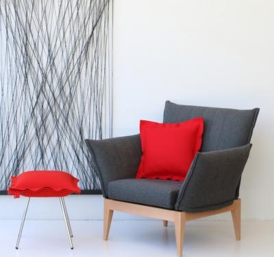 Zamu armchair