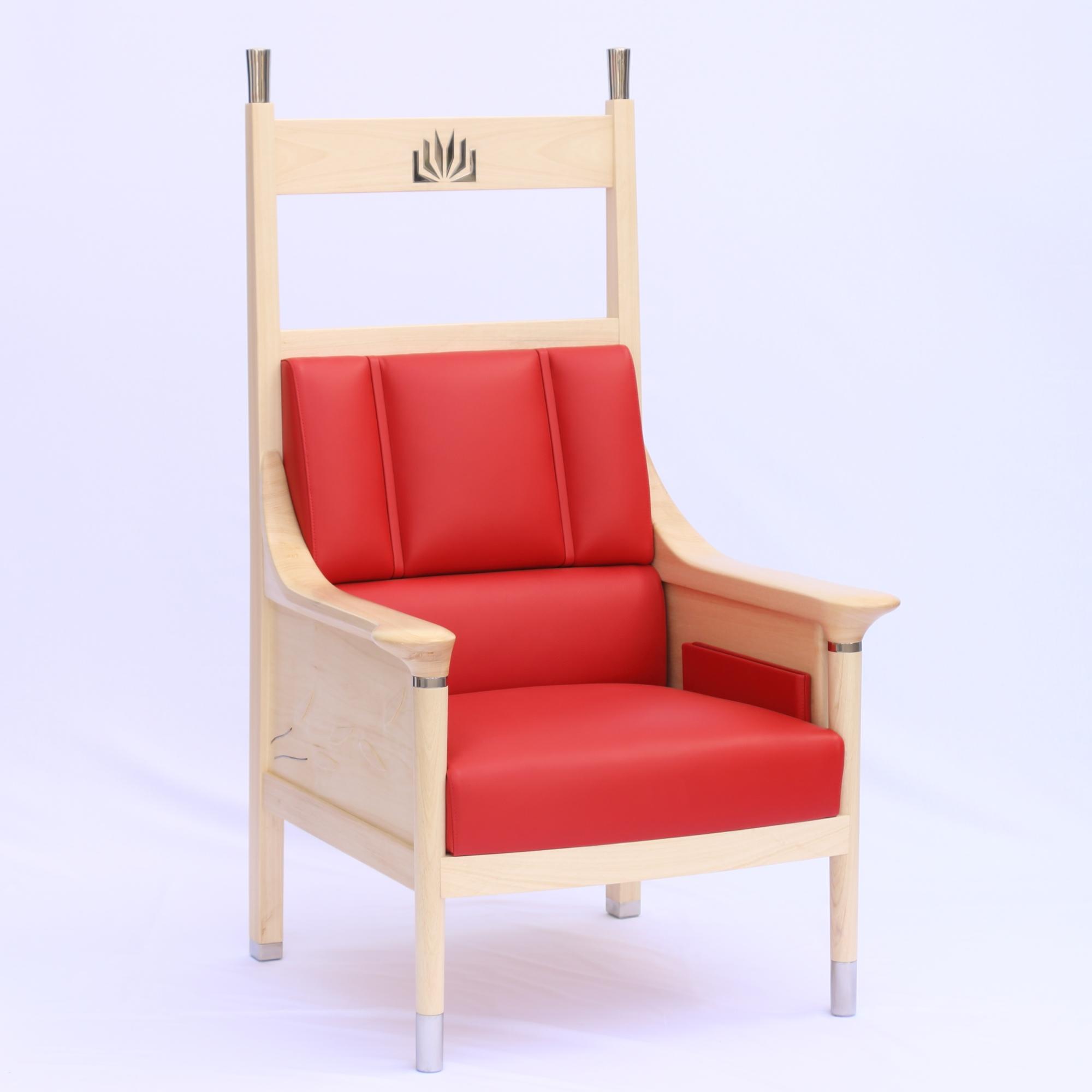 Griffith University Chancellors Ceremonial Chair
