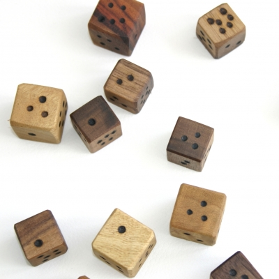 Noppa dice for Son of Martin