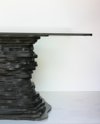 Detail of Offcut Table