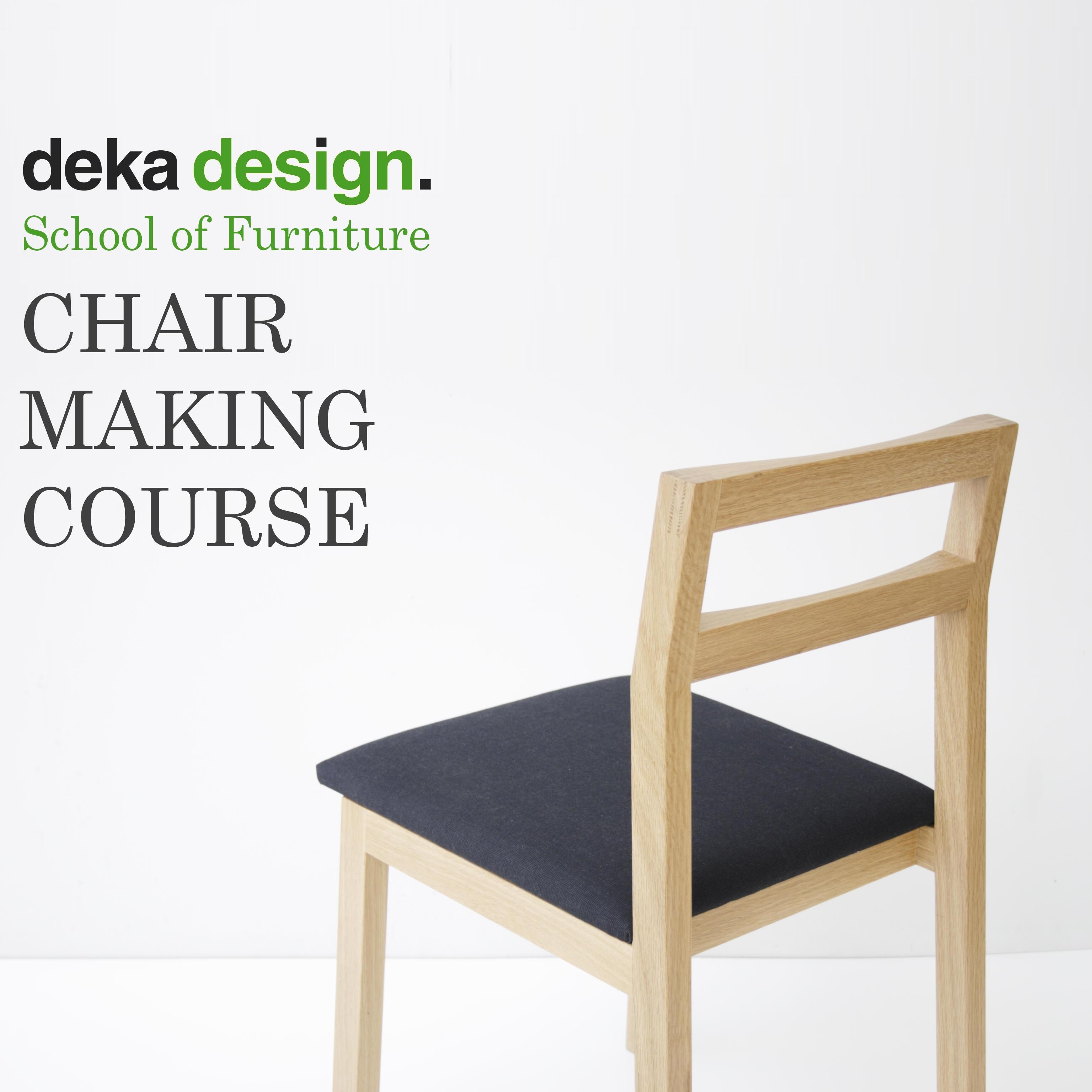 Chair Making Course Lasse Kinnunen